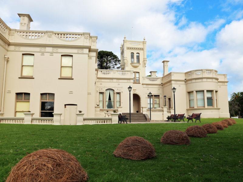 3_ 'SynapsesForasteras'_Billilla Historic House_ Bayside AIR_ 2014_ Marynes Avila
