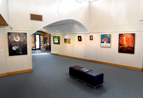 Box Hill Community Arts Gallery Space 004