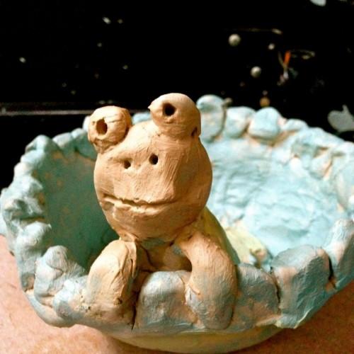 Box Hill_Ceramics_Child