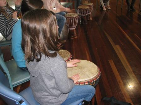 African Dance and Drumming - Kids - Box Hill Community Arts Centre