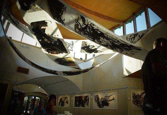 Liu Xianghua Installation View web