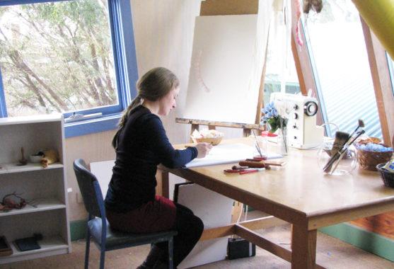 Box Hill Artist In Residence Loft