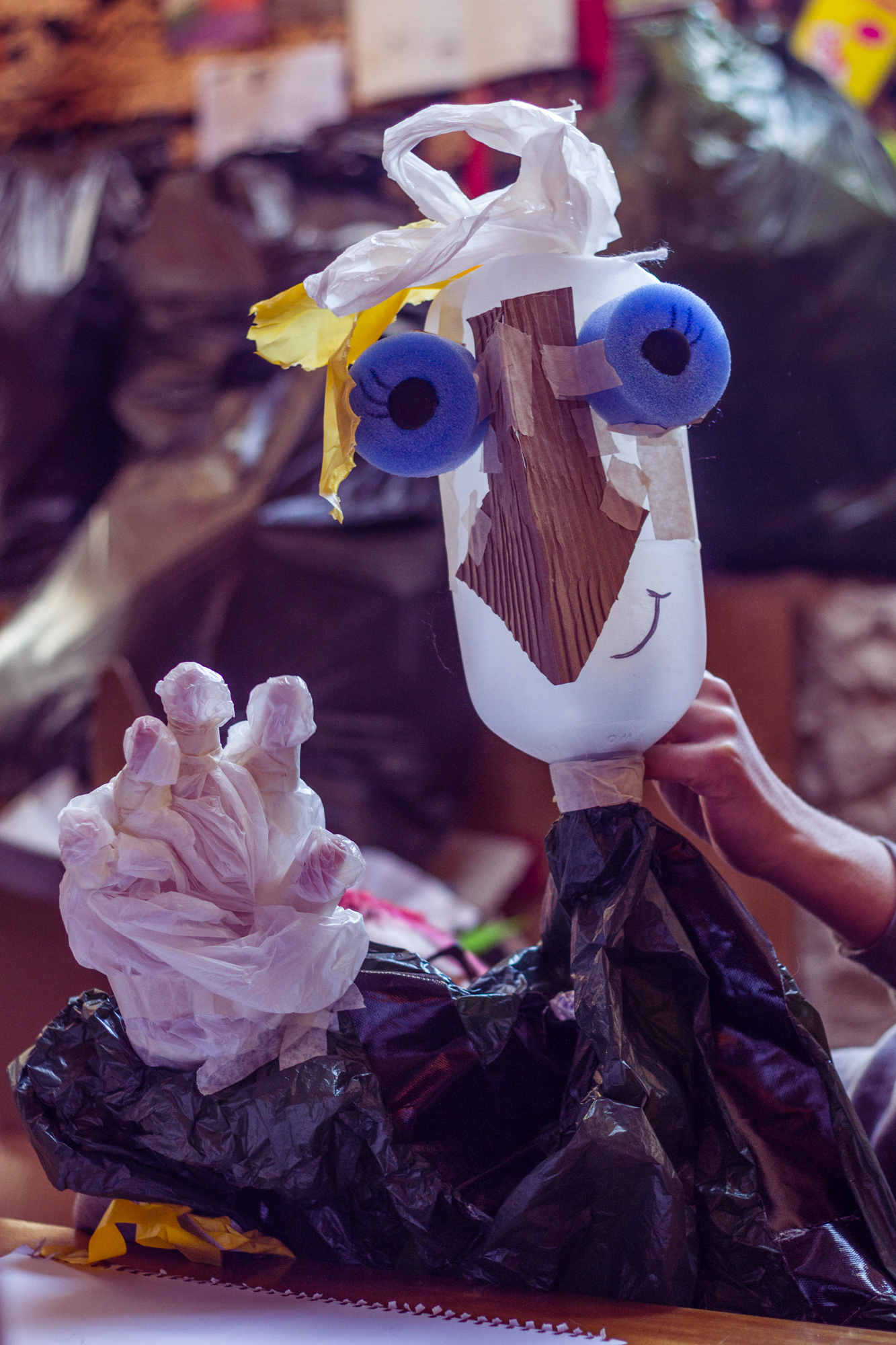Trash Puppets Family WorkshopOther courses you may be interested in